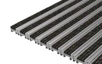 Ciko RG  tapis à profilés aluminium + bandes reps + grattoirs