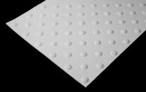 Passo TO  dalles podotactiles en thermoplastique